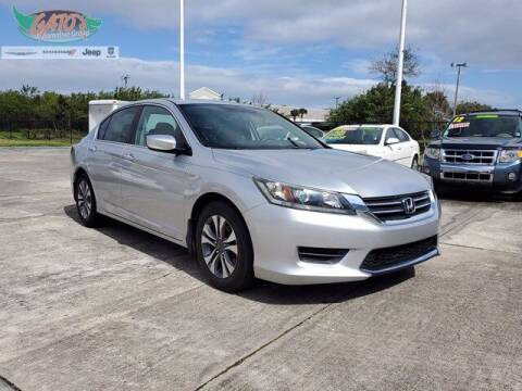 2013 Honda Accord for sale at GATOR'S IMPORT SUPERSTORE in Melbourne FL