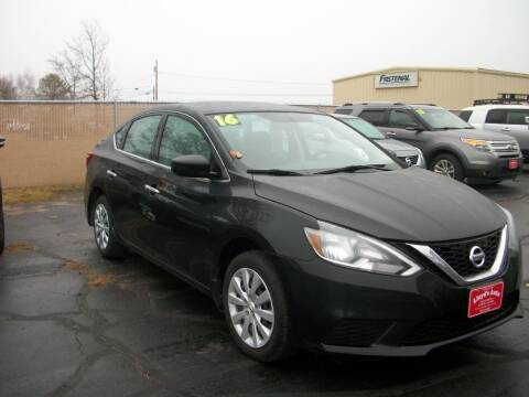 2016 Nissan Sentra for sale at Lloyds Auto Sales & SVC in Sanford ME