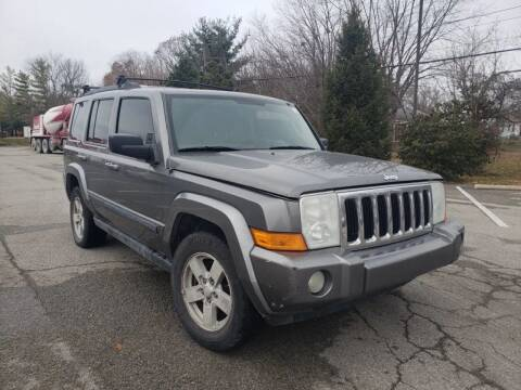 2008 Jeep Commander for sale at speedy auto sales in Indianapolis IN