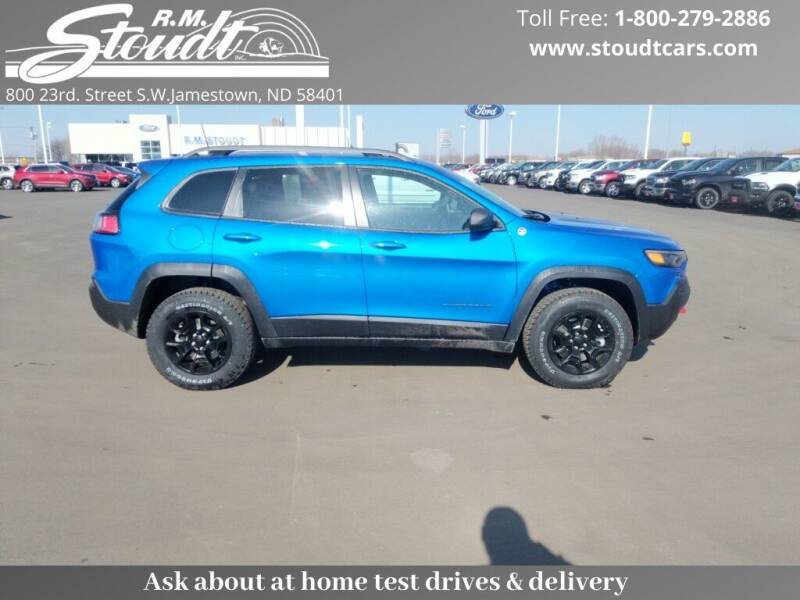 2021 Jeep Cherokee for sale in Jamestown, ND