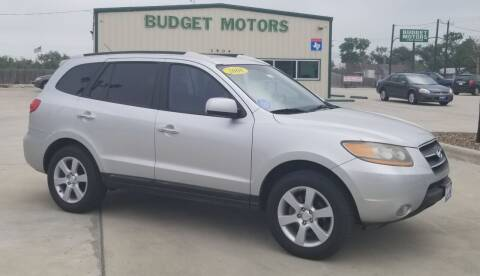 2008 Hyundai Santa Fe for sale at Budget Motors in Aransas Pass TX
