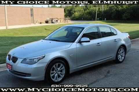 2010 BMW 5 Series for sale at Your Choice Autos - My Choice Motors in Elmhurst IL