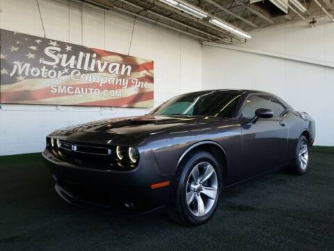 2016 Dodge Challenger for sale at SULLIVAN MOTOR COMPANY INC. in Mesa AZ