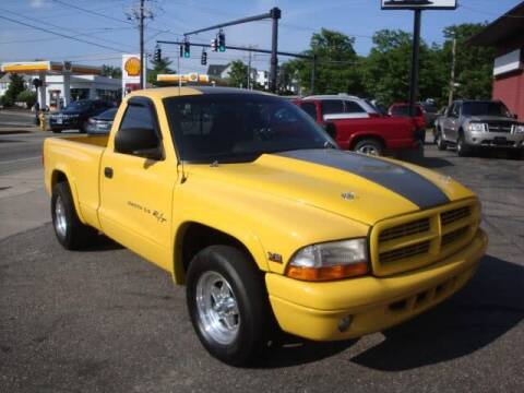 1999 Dodge Dakota for sale at ROSS MOTOR CARS in Torrington CT