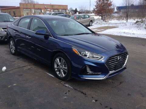 2018 Hyundai Sonata for sale at Bruns & Sons Auto in Plover WI