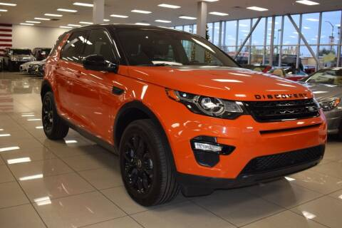 2016 Land Rover Discovery Sport for sale at Legend Auto in Sacramento CA