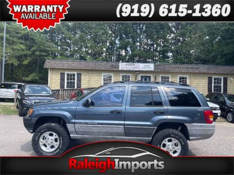 2000 Jeep Grand Cherokee for sale at Raleigh Imports in Raleigh NC