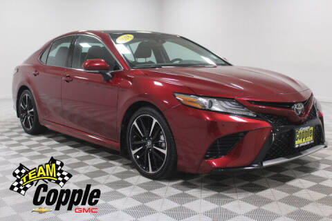 2018 Toyota Camry for sale at Copple Chevrolet GMC Inc in Louisville NE