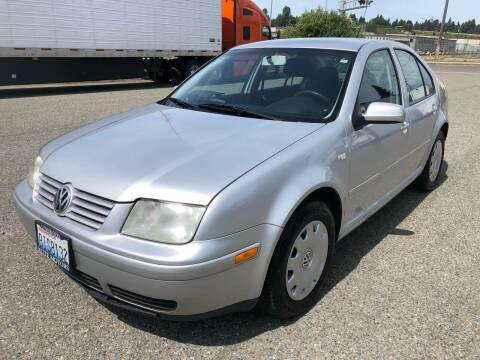 2001 Volkswagen Jetta for sale at South Tacoma Motors Inc in Tacoma WA