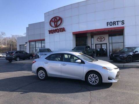 2019 Toyota Corolla for sale at Auto Smart of Pekin in Pekin IL