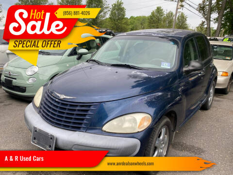 2002 Chrysler PT Cruiser for sale at A & R Used Cars in Clayton NJ