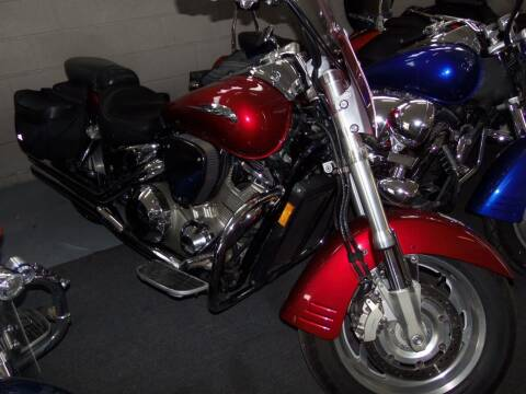 2003 Honda VTX for sale at Fulmer Auto Cycle Sales - Fulmer Auto Sales in Easton PA