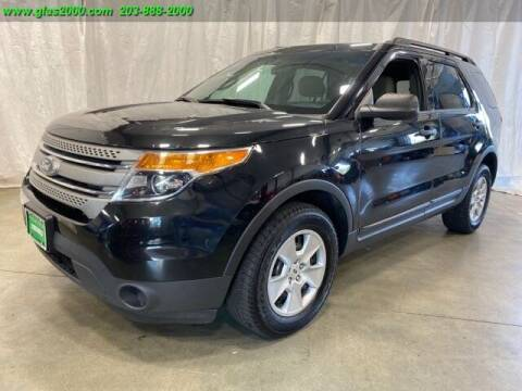 2013 Ford Explorer for sale at Green Light Auto Sales LLC in Bethany CT