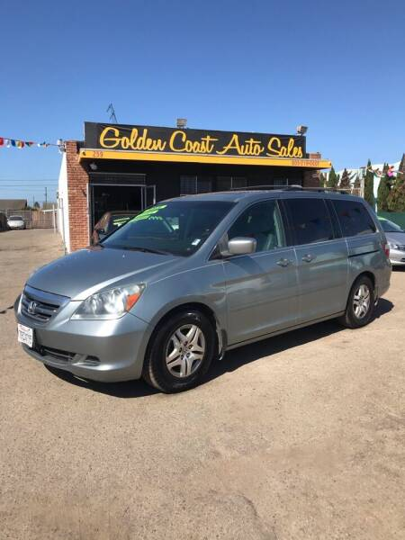 2005 Honda Odyssey for sale at Golden Coast Auto Sales in Guadalupe CA