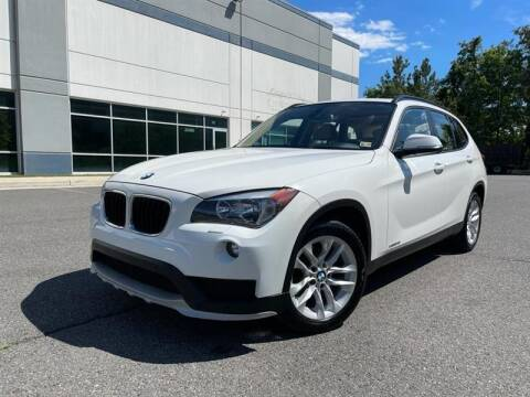 2015 BMW X1 for sale at Crown Auto Group in Falls Church VA