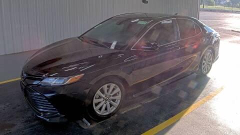 2020 Toyota Camry for sale at HERMANOS SANCHEZ AUTO SALES LLC in Dallas TX