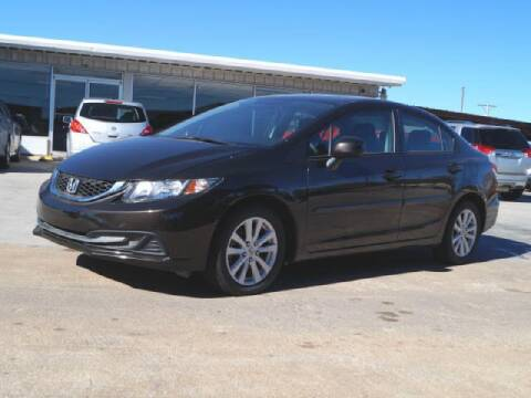 2013 Honda Civic for sale at Kansas Auto Sales in Wichita KS