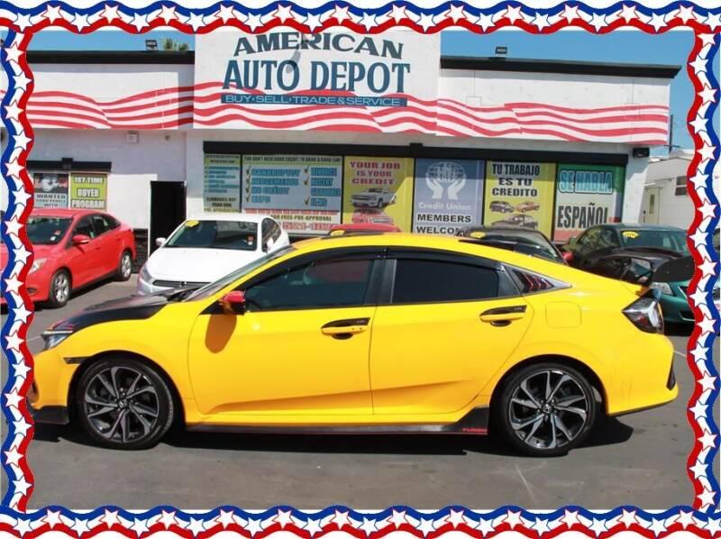 2019 Honda Civic for sale in Modesto, CA