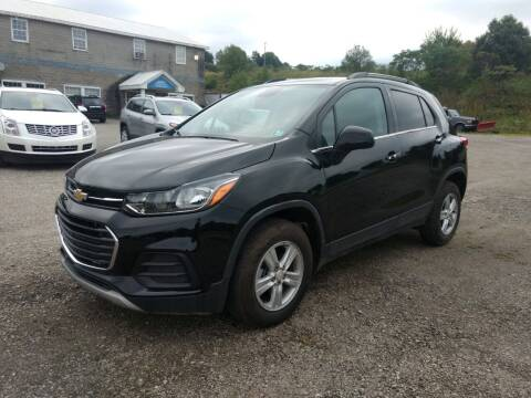 2020 Chevrolet Trax for sale at G & H Automotive in Mount Pleasant PA