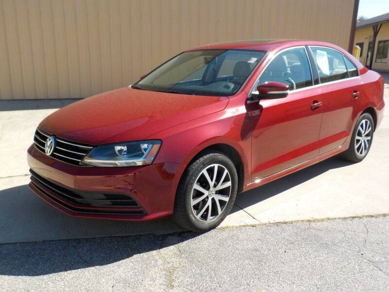 2017 Volkswagen Jetta for sale at Automotive Locator- Auto Sales in Groveport OH