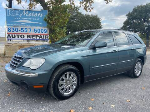 2007 Chrysler Pacifica for sale at K & B Motors LLC in Mc Queeney TX