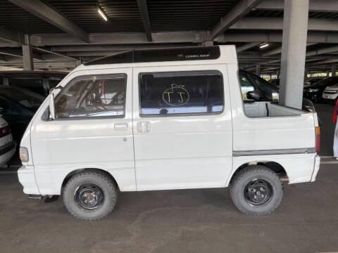 1992 Daihatsu Atrai Turbo 4WD *INCOMING for sale at JDM Car & Motorcycle LLC in Seattle WA