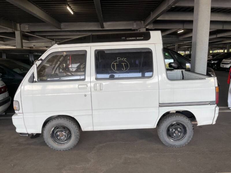 1992 Daihatsu Atrai Turbo 4WD *INCOMING for sale at JDM Car & Motorcycle LLC in Seattle WA