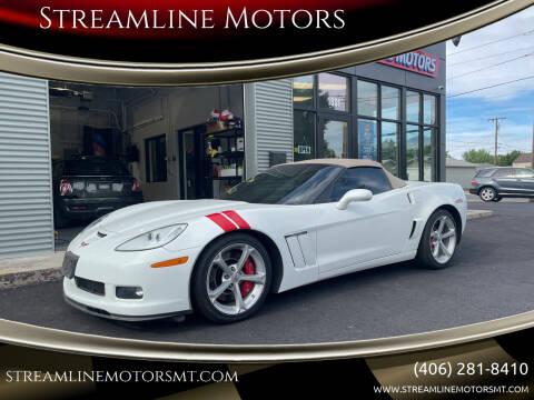 2013 Chevrolet Corvette for sale at Streamline Motors in Billings MT