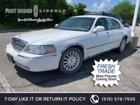 2004 Lincoln Town Car for sale at Fort Dodge Ford Lincoln Toyota in Fort Dodge IA