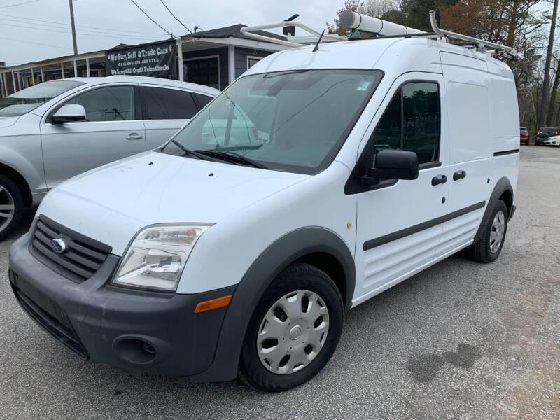 2012 Ford Transit Connect for sale at Georgia Car Shop in Marietta GA