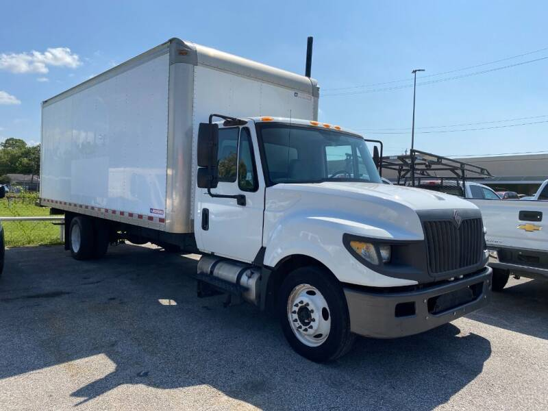2012 International TerraStar for sale at T.S. IMPORTS INC in Houston TX