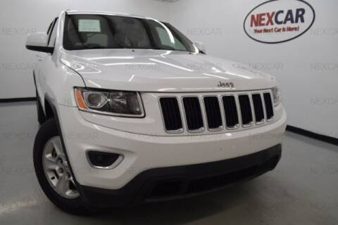 2015 Jeep Grand Cherokee for sale at Houston Auto Loan Center in Spring TX