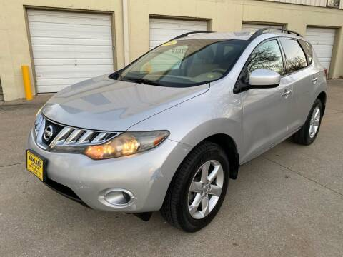 2009 Nissan Murano for sale at ASHLAND AUTO SALES in Columbia MO