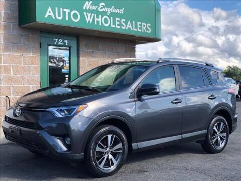 2017 Toyota RAV4 for sale at New England Wholesalers in Springfield MA