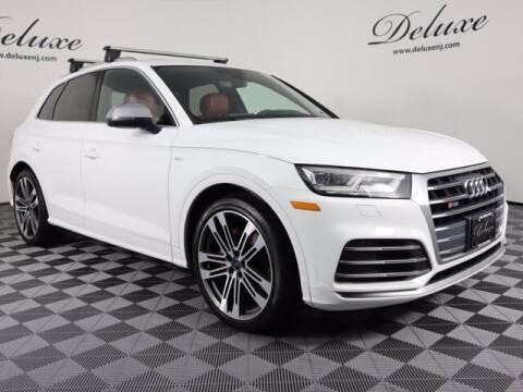2018 Audi SQ5 for sale at DeluxeNJ.com in Linden NJ