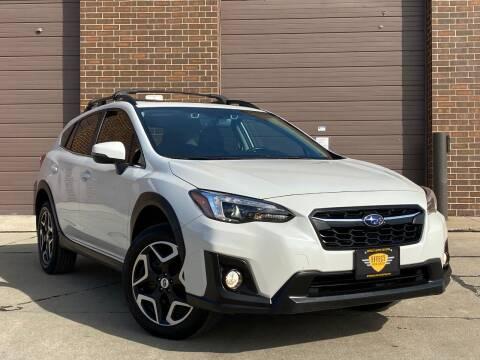 2018 Subaru Crosstrek for sale at Effect Auto Center in Omaha NE