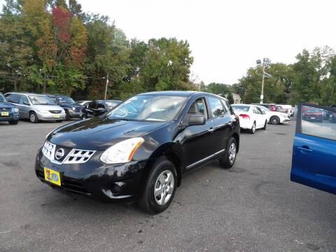 2012 Nissan Rogue for sale at United Auto Land in Woodbury NJ