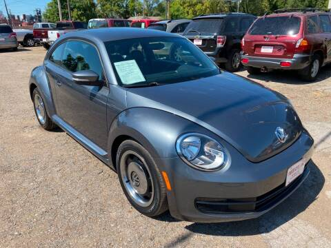 2012 Volkswagen Beetle for sale at Truck City Inc in Des Moines IA