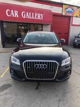 2014 Audi Q5 for sale at Car Gallery in Oklahoma City OK