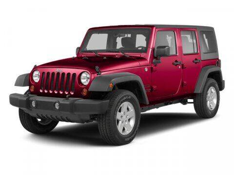 2013 Jeep Wrangler Unlimited for sale at Stephen Wade Pre-Owned Supercenter in Saint George UT