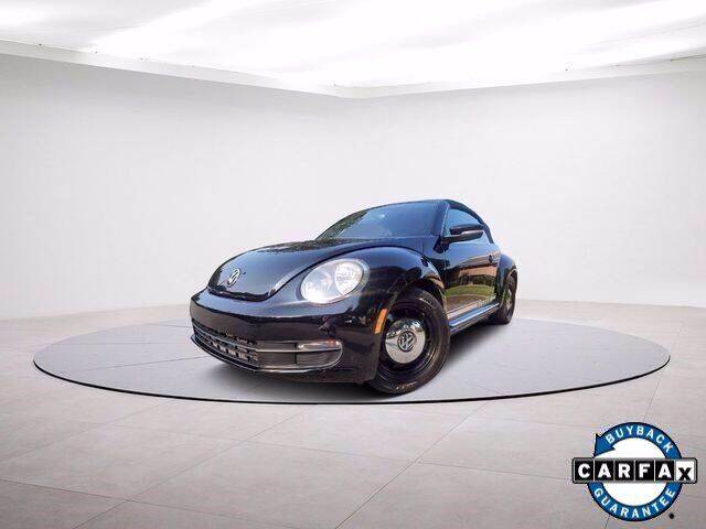 2014 Volkswagen Beetle Convertible for sale at Carma Auto Group in Duluth GA