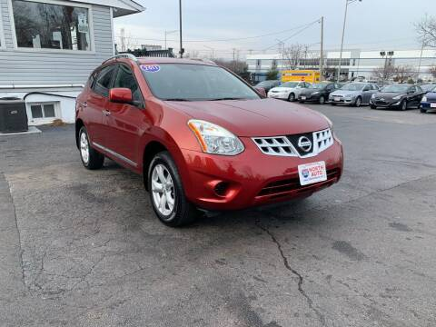2011 Nissan Rogue for sale at 355 North Auto in Lombard IL