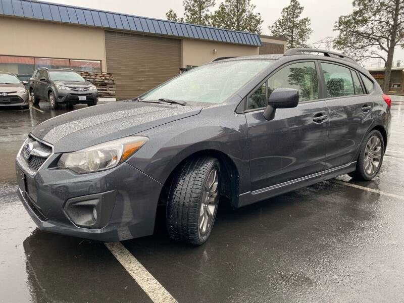 2014 Subaru Impreza for sale at Exelon Auto Sales in Auburn WA