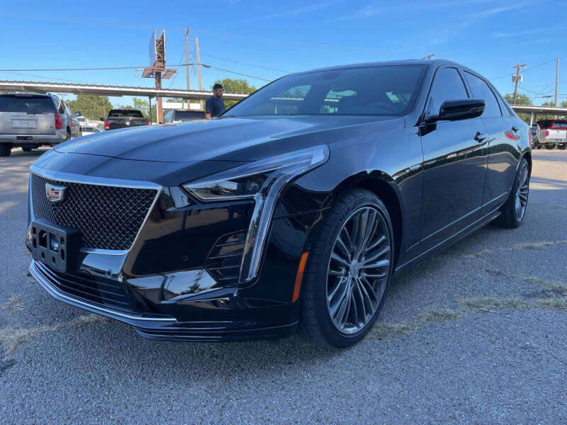 2020 Cadillac CT6-V for sale in Cleburne, TX