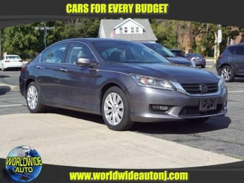 2014 Honda Accord for sale at Worldwide Auto in Hamilton NJ