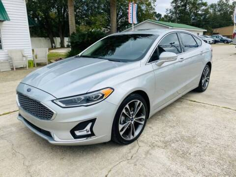 2019 Ford Fusion for sale at Southeast Auto Inc in Albany LA