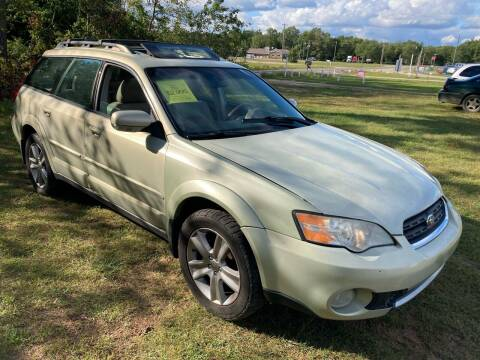 2007 Subaru Outback for sale at Expressway Auto Auction in Howard City MI