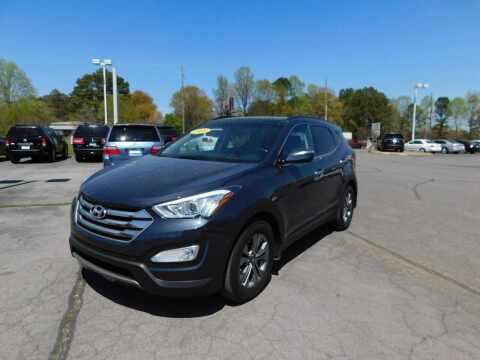 2015 Hyundai Santa Fe Sport for sale at Paniagua Auto Mall in Dalton GA