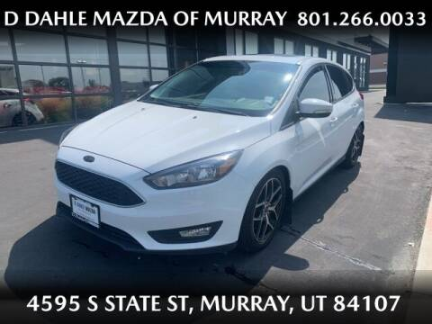 2017 Ford Focus for sale at D DAHLE MAZDA OF MURRAY in Salt Lake City UT