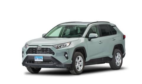2020 Toyota RAV4 for sale at Atlanta Auto Ventures in Roswell GA